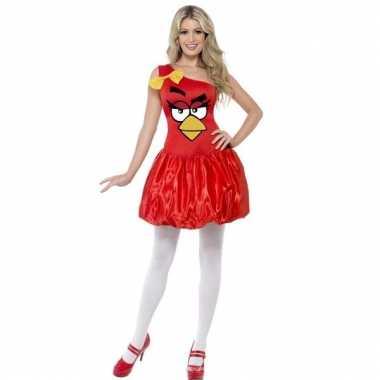Carnavalskleding Dames Jurkje.Angry Birds Carnaval Jurkje Dames Kostuum Carnaval Kostuum Nl