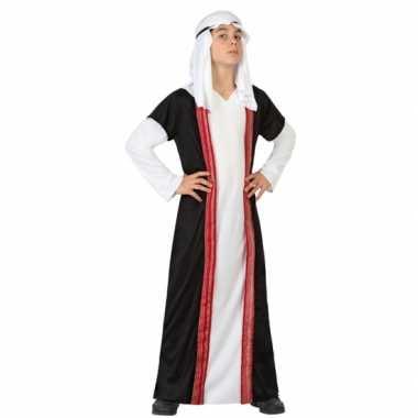 Arabische carnaval kleding kids kostuum