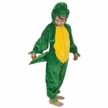 Carnaval  Aligator kostuum kinderen