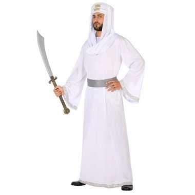 Carnaval arabische strijder hassan verkleed kostuum/gewaad heren