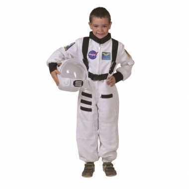 Carnaval astronaut kostuum kinderen