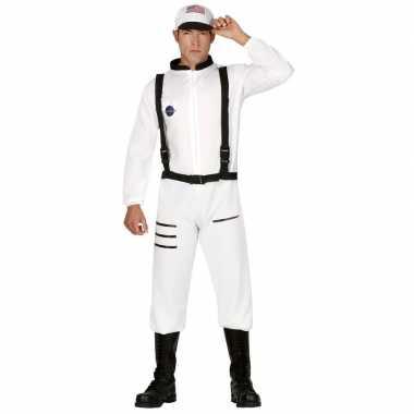 Carnaval astronauten/ruimtevaarders verkleed kostuum/kostuum heren