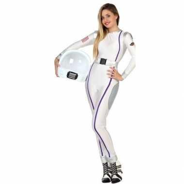Carnaval astronauten verkleed kostuum/kostuum dames