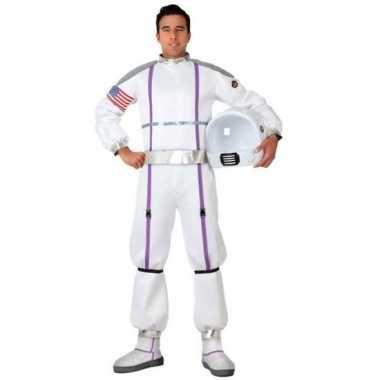 Carnaval astronauten verkleed kostuum/kostuum heren