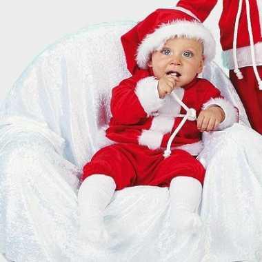 Carnaval  Baby kerstkostuumje