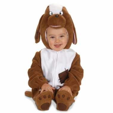 Carnaval  Baby kleding hondje kostuum