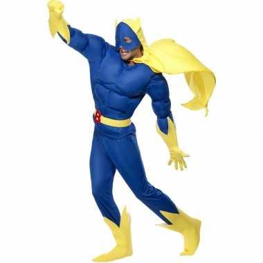 Carnaval  Bananen Man kostuum