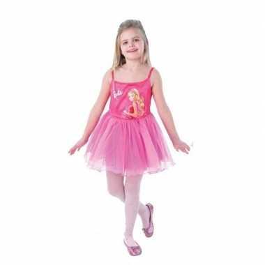 Carnaval barbie ballerina kostuum jurk meisjes