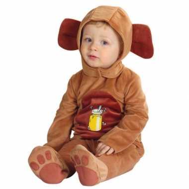 Carnaval  Beren kostuumje baby's