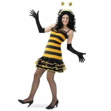 Carnaval  Bijen kostuum dames