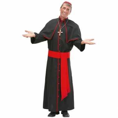 Carnaval bisschops kostuum heren