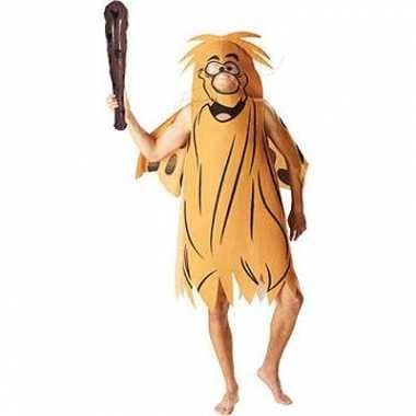 Carnaval  Captain Caveman verkleed kostuum