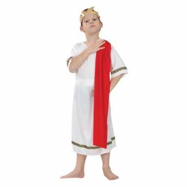 Carnaval  Ceasar kostuum kinderen