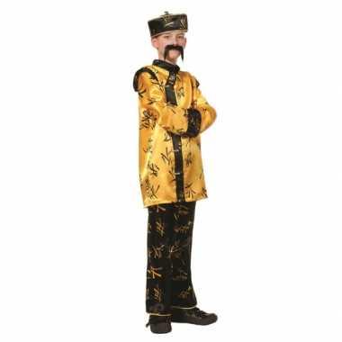 Carnaval  Chinese kinder verkleed kleding kostuum