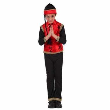 Carnaval  Chinese kostuum kids