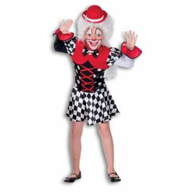 Carnaval  Clown kostuum meisjes