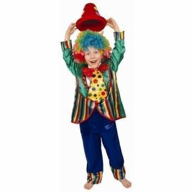 Carnaval  Clowns kleding kinderen kostuum