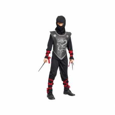 Carnaval  Compeet ninja kostuum kinderen