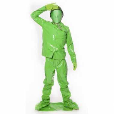 Carnaval  Compleet soldaat kostuum kids