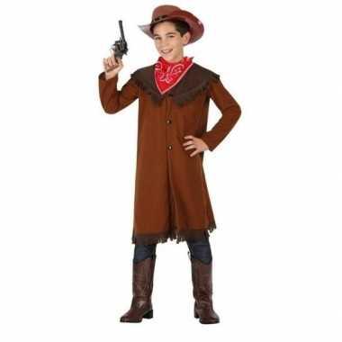 Carnaval cowboy john verkleed kostuum jongens