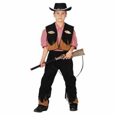 Carnaval  Cowboykostuum kinderen
