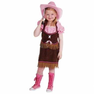 Carnaval  Cowgirl kostuum meiden