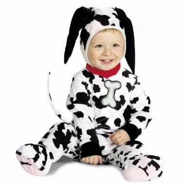 Carnaval dalmatiers kostuum baby
