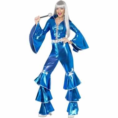 Carnaval  Dames disco kostuum dancing queen