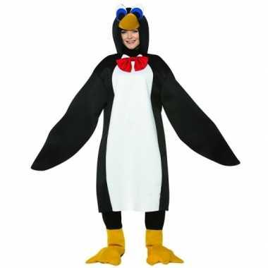 Carnaval dieren kostuum pinguin volwassenen