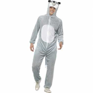 Carnaval  Dieren kostuum wolf
