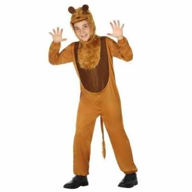 Carnaval Kostuum Kind.Carnaval Dierenkostuum Leeuw Leeuwen Verkleed Kostuum Kinderen