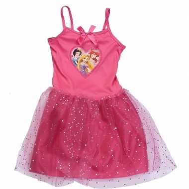Carnaval disney princess kostuum jurkje meisjes