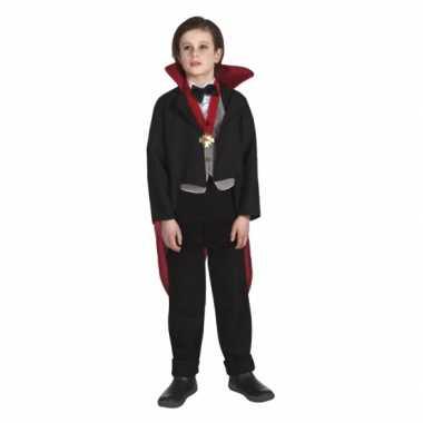 Carnaval dracula kostuum vlad jongens