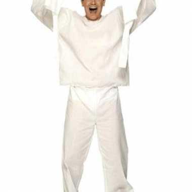 Carnaval  Dwangbuis patient kostuum