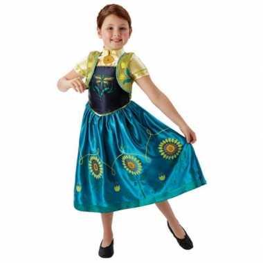 Carnaval  Feest kostuum Anna Frozen meisjes