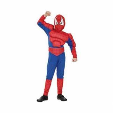 Carnaval  Feest Spinnenheld kostuum