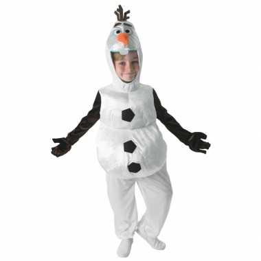 Carnaval  Frozen kostuum Olaf kids