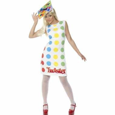 Carnaval  Funny kostuum twister kostuum