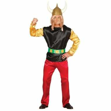 Carnaval gallier verkleed kostuum asterix volwassenen