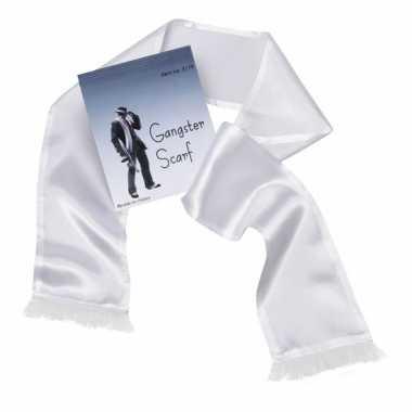 Carnaval gangster sjaaltje heren kostuum