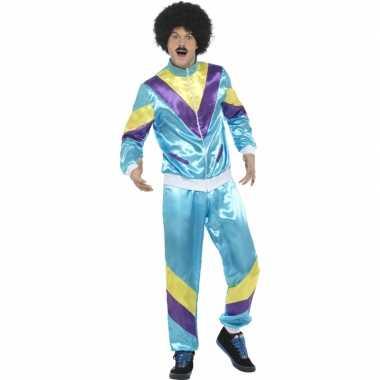 Carnaval  Gekleurde jaren trainingskostuum
