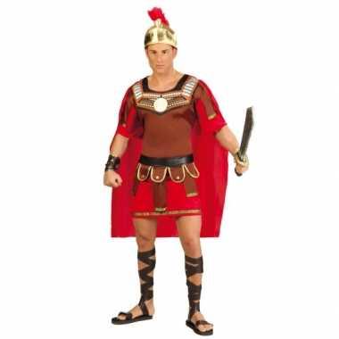 Carnaval  Gladiator kostuum helm heren