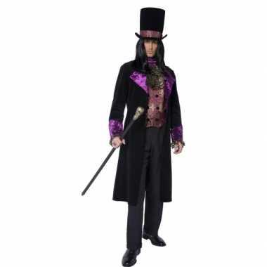 Carnaval  Gothic graaf kostuum heren