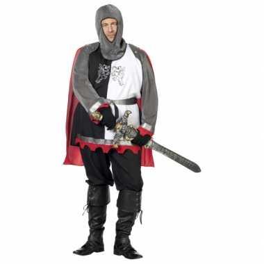 Carnaval  Grote maat ridder kostuum heren