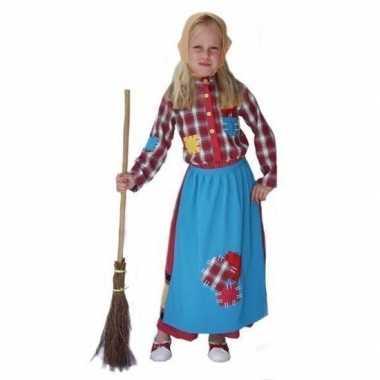 Carnaval  Heksen kostuum kinderen
