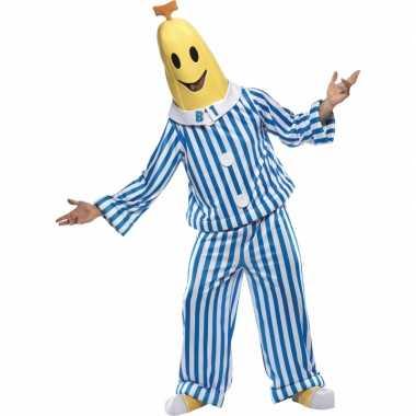 Carnaval  Herenkostuum bananas pyjamas