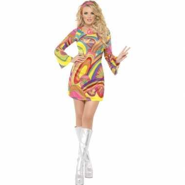 Carnaval  Hippie kostuum dames