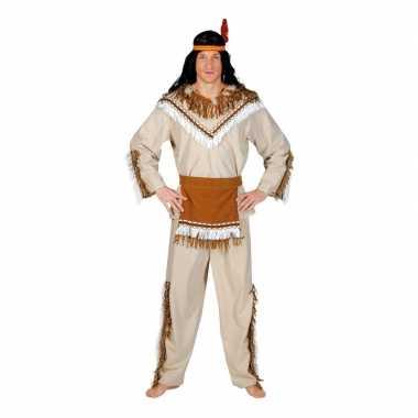 Carnaval indiaan adahy verkleed kostuum heren