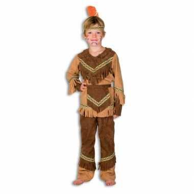 Carnaval  Indianen kostuum kinderen