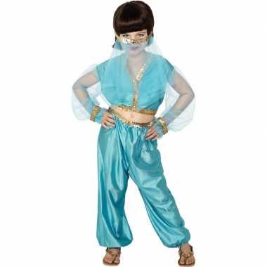 Carnaval  Jasmine kostuum kinderen
